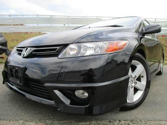 2007 Honda Civic for sale at CRANSH AUTO SALES, INC in Arlington TX
