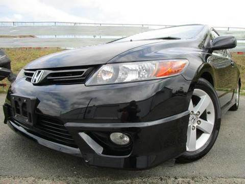 2007 Honda Civic for sale at CRANSH AUTO SALES, INC in Arlington TX