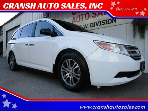 2012 Honda Odyssey for sale in Arlington, TX