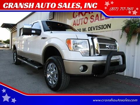 2009 Ford F-150 for sale in Arlington, TX