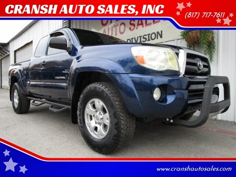 2008 Toyota Tacoma for sale in Arlington, TX