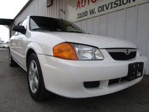 1999 Mazda Protege for sale in Arlington, TX