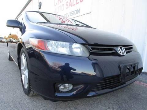 2007 Honda Civic for sale in Arlington, TX