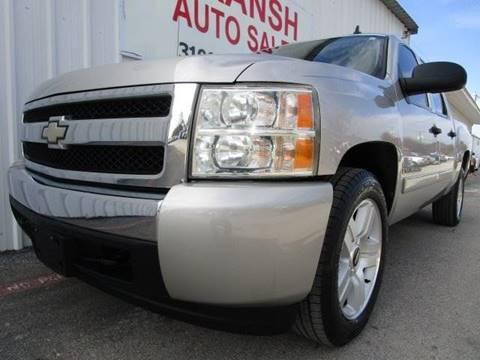 2007 Chevrolet Silverado 1500 for sale in Arlington, TX