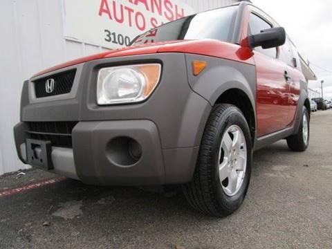 2004 Honda Element for sale in Arlington, TX