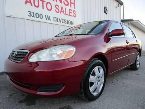 2006 Toyota Corolla for sale in Arlington, TX