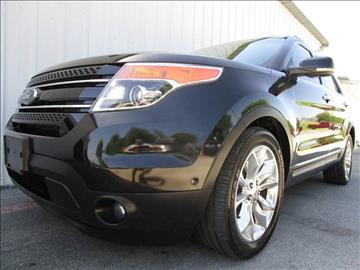 2012 Ford Explorer for sale in Arlington, TX