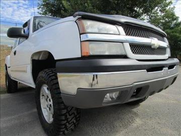 2004 Chevrolet Silverado 1500 for sale in Arlington, TX