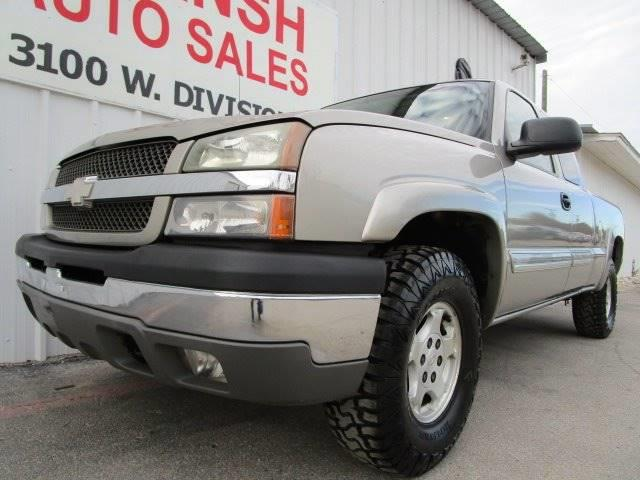 2003 Chevrolet Silverado 1500 4dr Extended Cab LS 4WD SB - Arlington TX