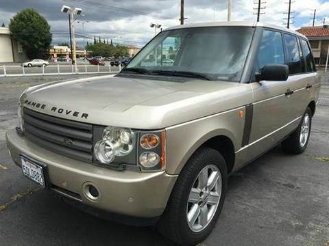 2003 Land Rover Range Rover For Sale - Carsforsale.com®