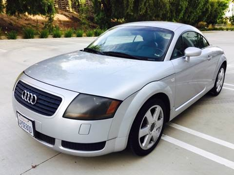 Used 2001 Audi TT For Sale in California - Carsforsale.com®
