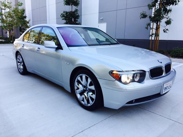 BMW Series I RWD For Sale CarGurus - 745 i bmw