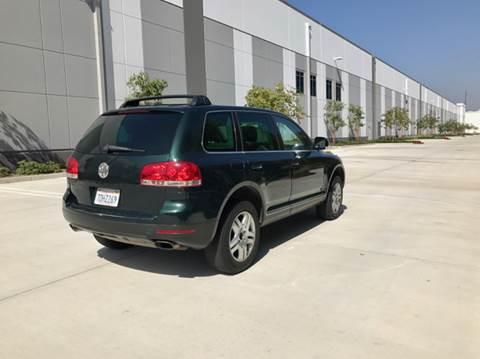 2004 Volkswagen Touareg