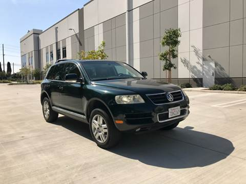 2004 Volkswagen Touareg for sale in Whittier, CA