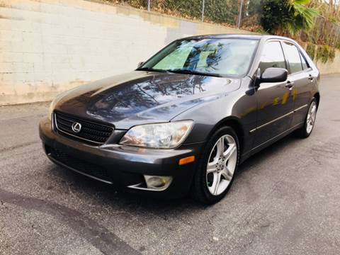 Charming 2005 Lexus IS 300 For Sale In Whittier, CA