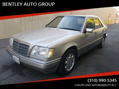 1994 Mercedes-Benz E-Class for sale in Whittier, CA