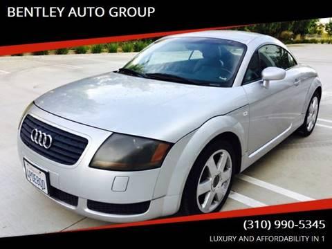 2001 Audi Tt For Sale