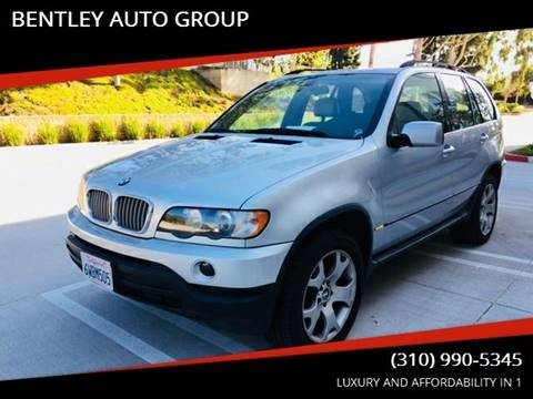 2002 BMW X5 for sale in La Habra, CA