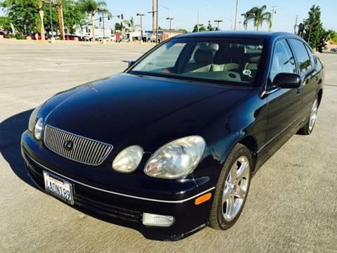 1998 Lexus GS 400 for sale in Whittier, CA