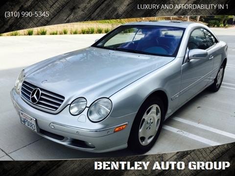 2002 Mercedes-Benz CL-Class for sale in La Habra, CA