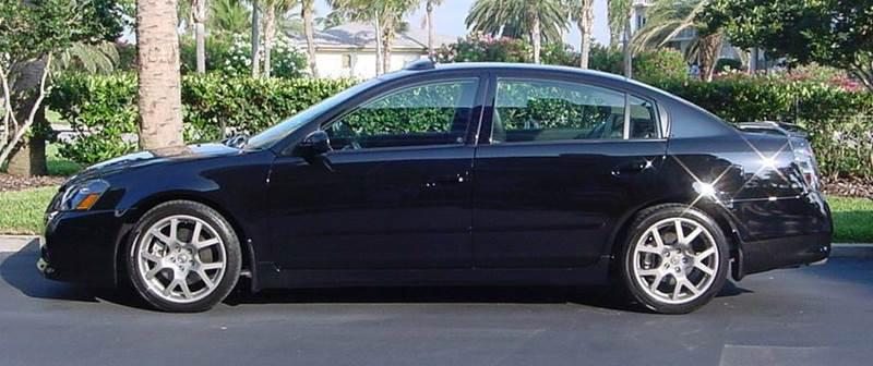 2005 Nissan Altima 3.5 SE R 4dSedan   Sacramento CA