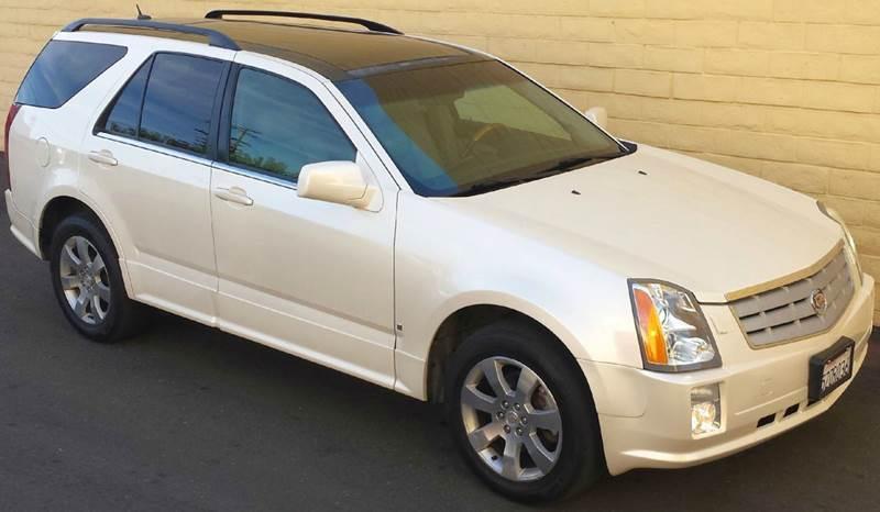 2007 Cadillac Srx V6 Awd 4dr Suv 3 6 6cyl 5a In