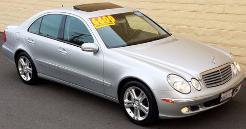 2005 Mercedes-Benz E-Class for sale in Sacramento, CA