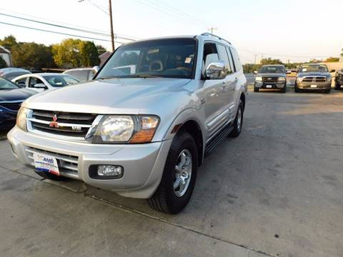 2001 Mitsubishi Montero for sale in San Antonio, TX