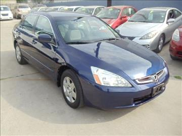 2005 Honda Accord for sale at AMD AUTO in San Antonio TX