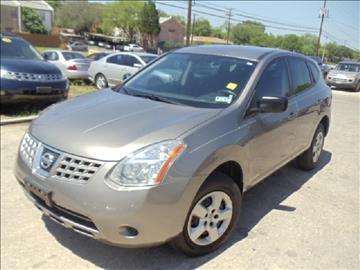 2008 Nissan Rogue for sale at AMD AUTO in San Antonio TX