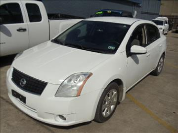 2008 Nissan Sentra for sale at AMD AUTO in San Antonio TX