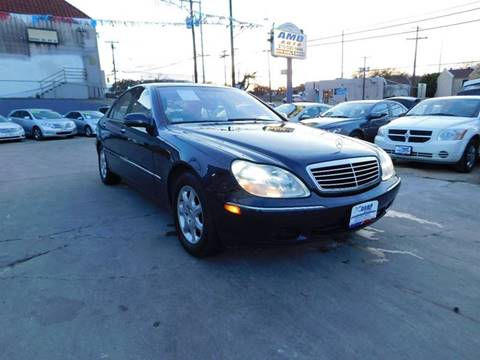 used mercedes benz s class for sale in san antonio tx. Black Bedroom Furniture Sets. Home Design Ideas
