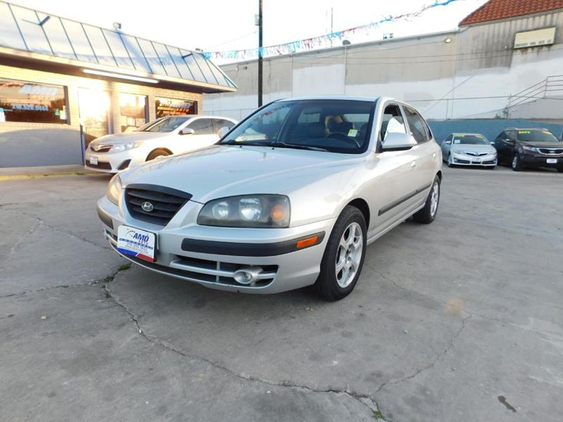 2004 Hyundai Elantra GT 4dr Hatchback   San Antonio TX