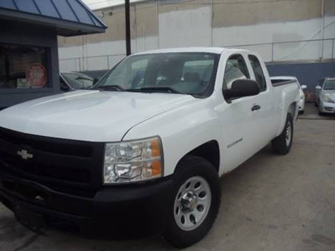 2011 Chevrolet Silverado 1500 for sale at AMD AUTO in San Antonio TX