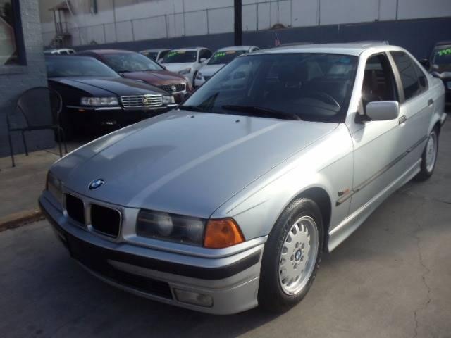 1996 Bmw 3 Series 328i 4dr Sedan In San Antonio TX - AMD AUTO
