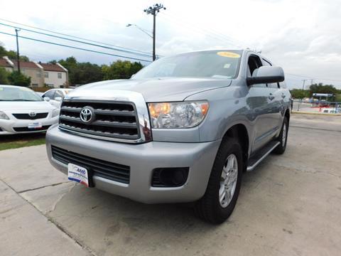 2009 Toyota Sequoia $12,450