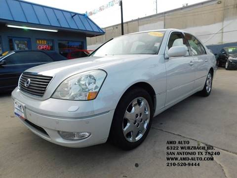 Lexus Ls 430 For Sale In Texas Carsforsale Com