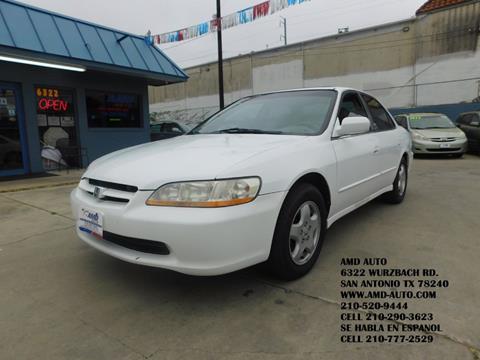 1998 Honda Accord for sale in San Antonio, TX