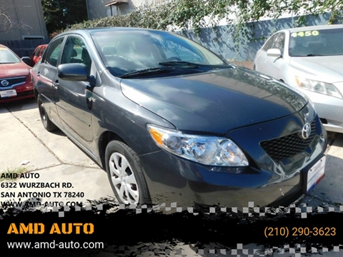 2010 Toyota Corolla for sale in San Antonio, TX