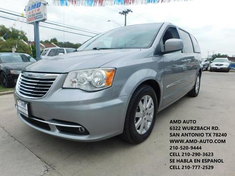 2014 Chrysler Town and Country for sale in San Antonio, TX