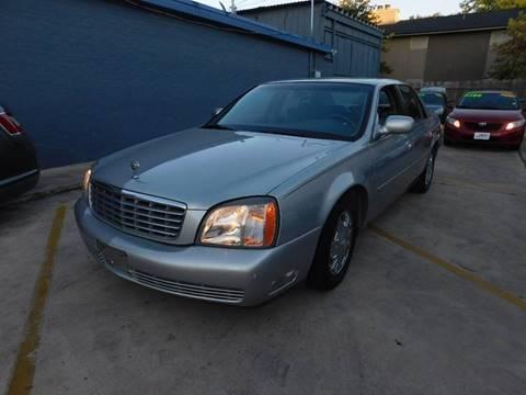 2005 Cadillac DeVille for sale in San Antonio, TX