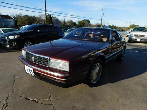 1987 Cadillac Allante for sale in San Antonio, TX