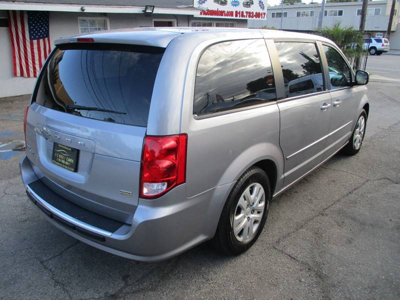 2014 Dodge Grand Caravan SE 4dr Mini-Van - Van Nuys CA