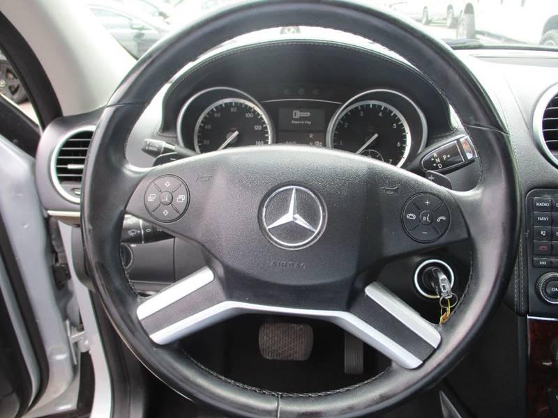 2011 Mercedes-Benz GL-Class AWD GL 450 4MATIC 4dr SUV - Van Nuys CA