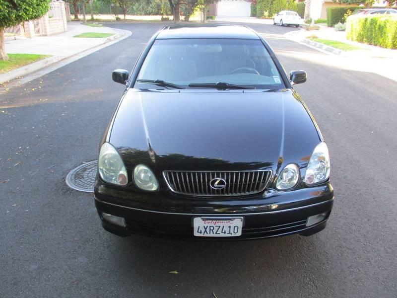 2002 Lexus GS 300 4dr Sedan - Van Nuys CA