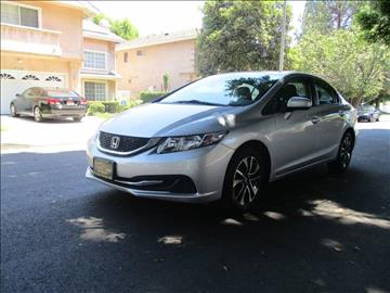2015 Honda Civic for sale at I C Used Cars in Van Nuys CA