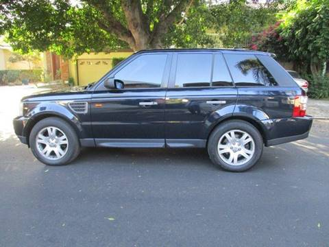 2006 Land Rover Range Rover Sport for sale in Van Nuys, CA