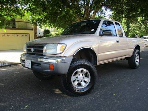 1999 Toyota Tacoma for sale in Van Nuys, CA