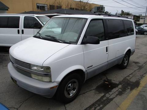 1998 Chevrolet Astro for sale in Van Nuys, CA