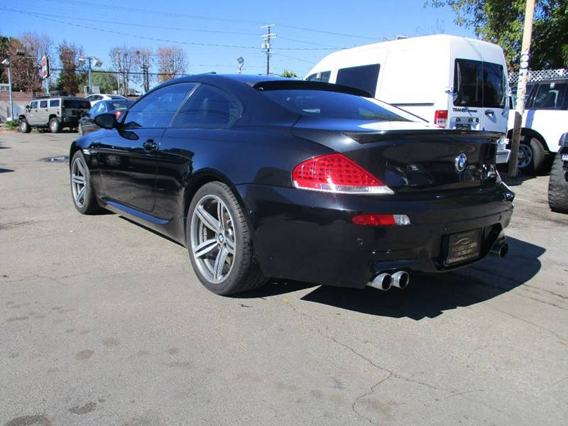 2007 BMW M6 2dr Coupe - Van Nuys CA